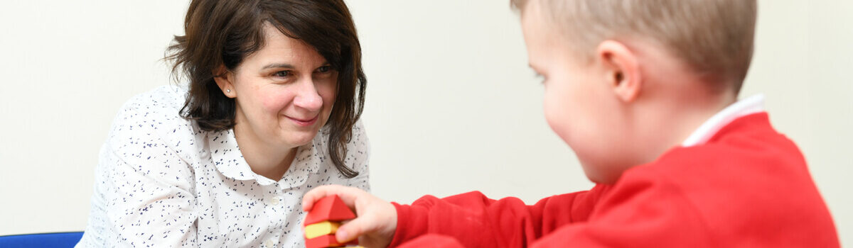 Counselling for children & young people Header Image