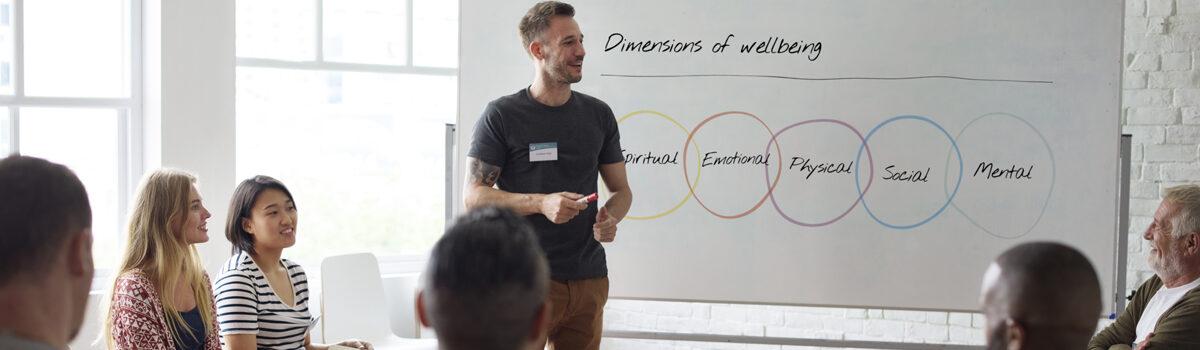 Wellbeing Workshop Header Image2